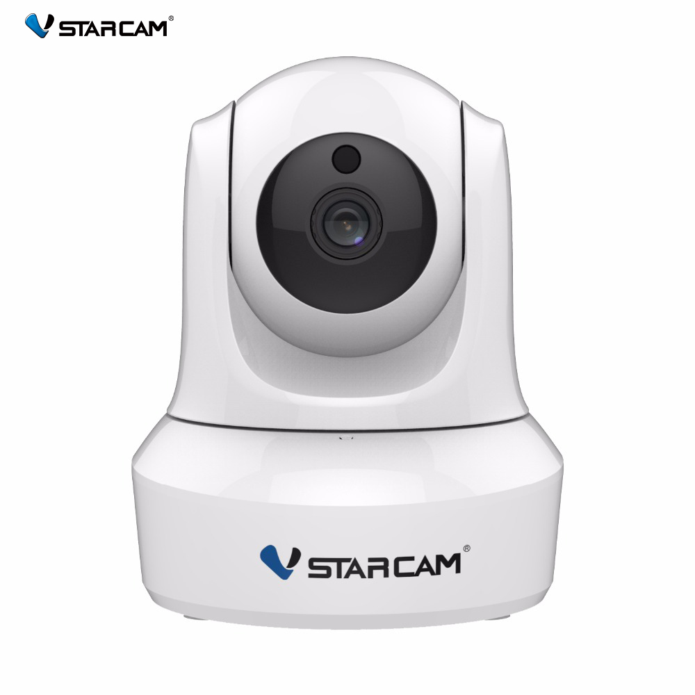 VStarcam Baby Monitor 1080P IP Camera WiFi Video Surveillance Security Wireless Cam with Two Way Audio Night Vision C29S White vstarcam indoor hd wifi video surveillance monitoring security wireless ip camera with two way audio ir night vision pan tilt