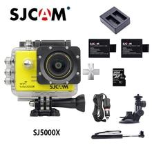 Оригинальная Экшн-камера SJCAM SJ5000X Elite WiFi 4K Gyro HD 2,0 lcd NTK96660, Водонепроницаемая камера 1080 p, Спортивная камера go extreme pro