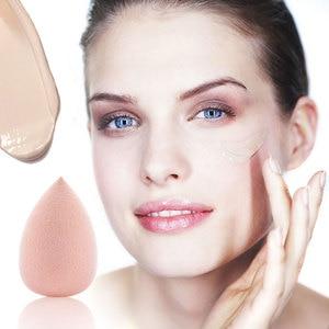Image 2 - Fulljion Makeup Foundation Sponge Makeup Cosmetic puff Powder Soft Water Drop Shape Beauty Cosmetic Make Up Sponge Beauty Tools