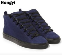 Men Shoes Casual Sneakers High Top Fashion Footwear Male Cool High Top Shoes High Quality Men's Shoes zapatos de hombre