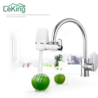 LeKing Water Filter For Household Kitchen Health Activated Carbon Tap Faucet Water Filter Purifier For Drinking
