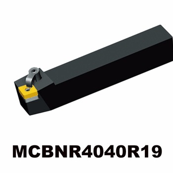 ZCC.CT MCBNR4040R19 M clamping tool holders External turning tools CNC Lathe Tool Holder For CNMG INSERT CNMG19