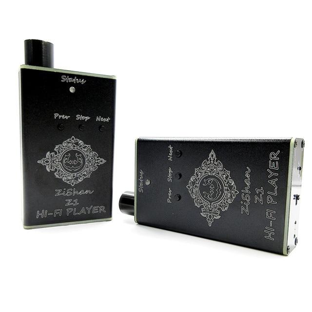 100% DIY החדש Zishan Z1 DSD נגן MP3 מוסיקת Lossless MP3 תמיכת נגן מוסיקת HiFi DIY מגבר אוזניות קול USB כרטיס