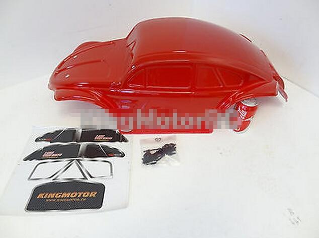 King Motor 1 5 Scale Vw Volkswagen Bug Body Fit Hpi Baja