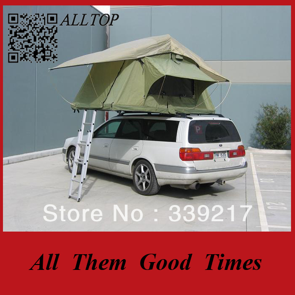 Cheap And Fashional Roof Top Tent (AT-CTS104) & Cheap And Fashional Roof Top Tent (AT CTS104)-in Tents from Sports ...