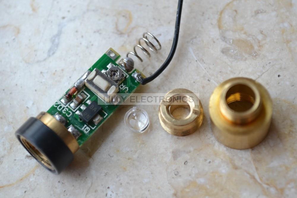 Laser stage lighting blue laser diode 405nm 50mW Violet Blue Laser  Module with lens and holder sony 405nm violet blue cw 150mw laser diode ld sld3236vf to18 5 6mm