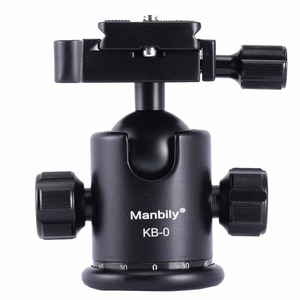 Image 4 - C 222 סיבי פחמן מקצועי דיגיטלי SLR מצלמה חדרגל נייד נסיעות צילום סוגר & חצובה בסיס & כדור ראש