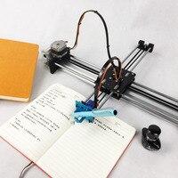 Металлический чертежный робот машина с ЧПУ Умный Робот для рисования письма Имитация человеческого почерка