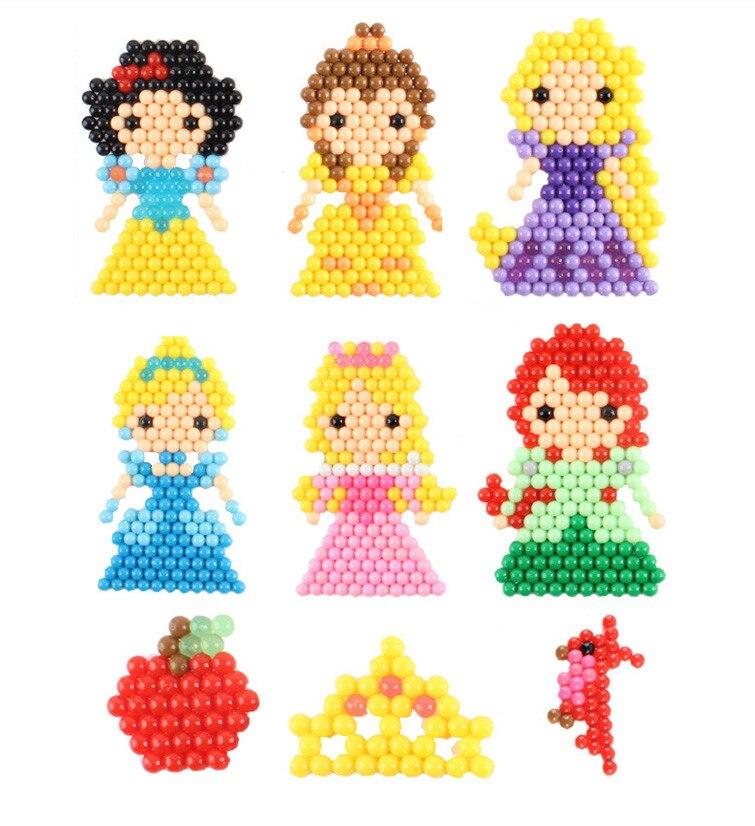 Creative DIY brouillard d'eau magique perle Éducatifs Jouets Pour garçons fille Drôle Jeux D'anniversaire Cadeaux Arts et Artisanat, DIY jouets