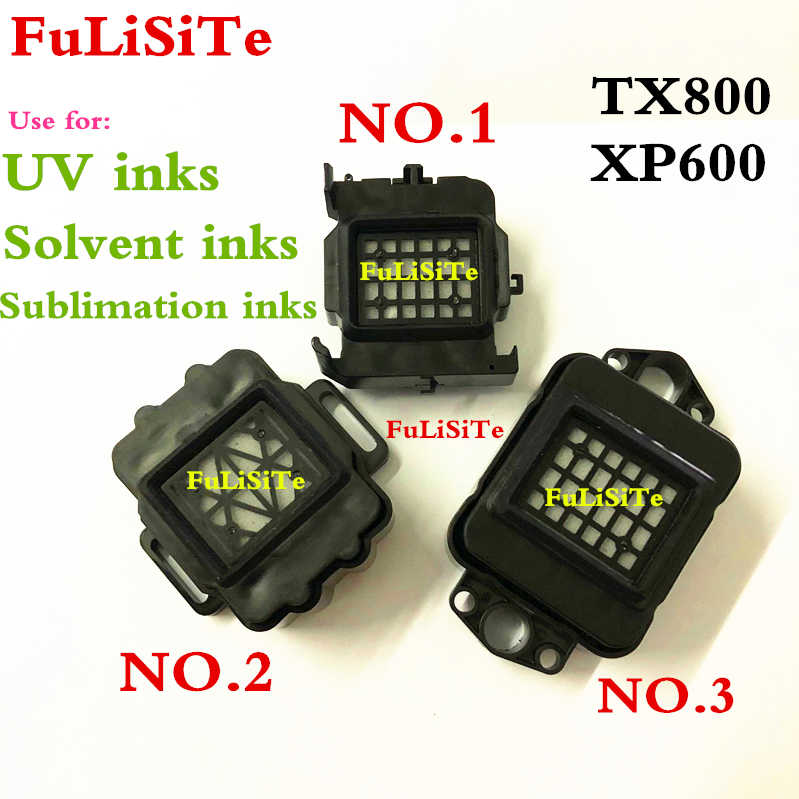 Kualitas Tinggi TX800 Cap Top XP600 TX810 DX6 DX8 DX10 F192040 Printhead Capping Stasiun Kit Bersih