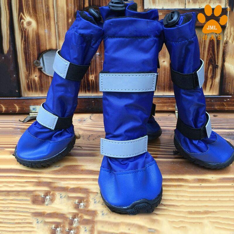 Pet Waterproof shoes shoes dog shoes font b rain b font font b boots b font