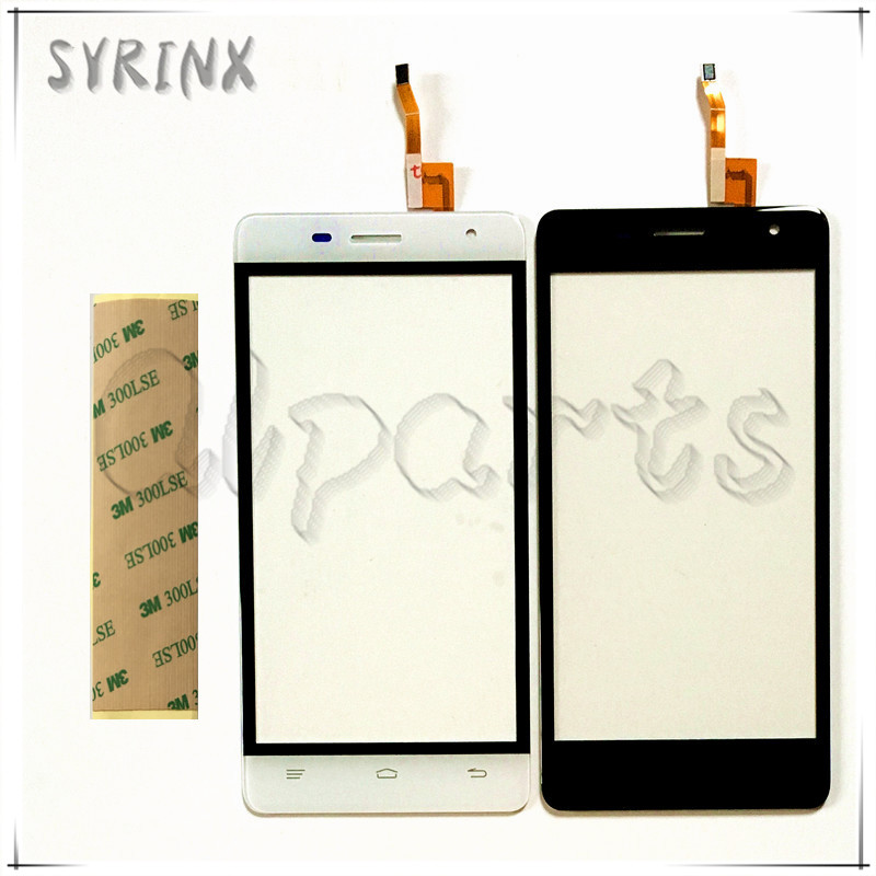 Syrinx Tape Touch Panel Sensor For Oukitel K4000 Pro Touch Screen Front Glass Digitizer Touchscreen Replacement Lens Touchpad