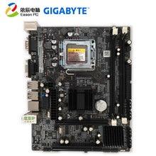 Jiahuayu G31 اللوحة LGA775/771 المزدوج DDR2 الجيل الثاني دعم زيون النواة CPU USB2.0 SATA II