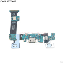 hot deal buy usb charging port charge dock socket connector flex cable with microphone for samsung galaxy s6 edge plus g928f sm-g928f