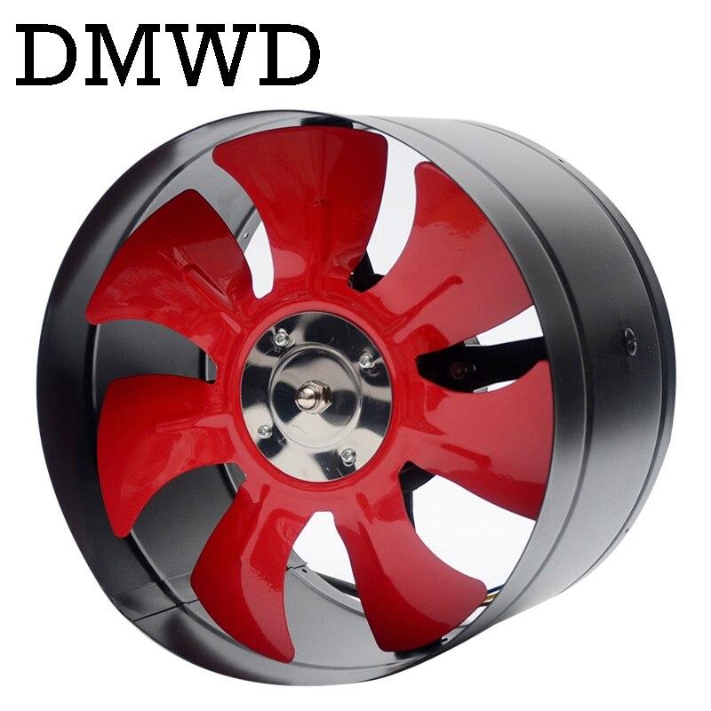 DMWD 10 pouces ventilateur d'échappement 10
