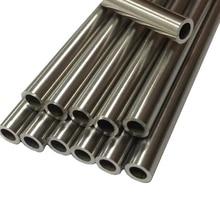 На заказ SS316 SS304 0,1 мм до 100 мм капиллярная трубка из нержавеющей стали трубка для экспериментов резка Гибка