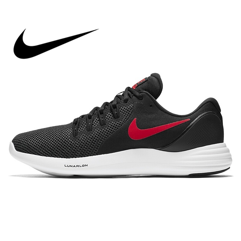 Original 2018 NIKE LUNAR APPARENT Mens Running Shoes Breathable Wear-resistant Outdoor Sports Jogging low-cut Sneakers 908987Original 2018 NIKE LUNAR APPARENT Mens Running Shoes Breathable Wear-resistant Outdoor Sports Jogging low-cut Sneakers 908987