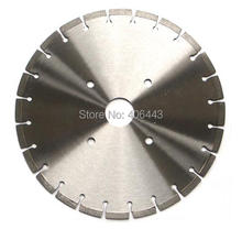 "32"" Diamond Segmented Saw Blades for Cutting Concrete Pavement 800mm*8mm*50mm Cutting Disc"