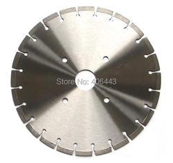 Hojas de sierra segmentadas de 32 para cortar pavimento de hormigón 800mm * 8mm * 50mm disco de corte