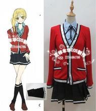 Baloncesto kuroko de Kuroko no Basuke Anime Cosplay Kise Ryota Mujeres Traje Cardigan + Camisa + Falda + Tie