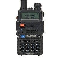 Baofeng UV 5R ham radio Dual Band Radio 136 174Mhz & 400 520Mhz Baofeng UV5R handheld Two Way Radio Walkie talkie 10 KM CB RADIO