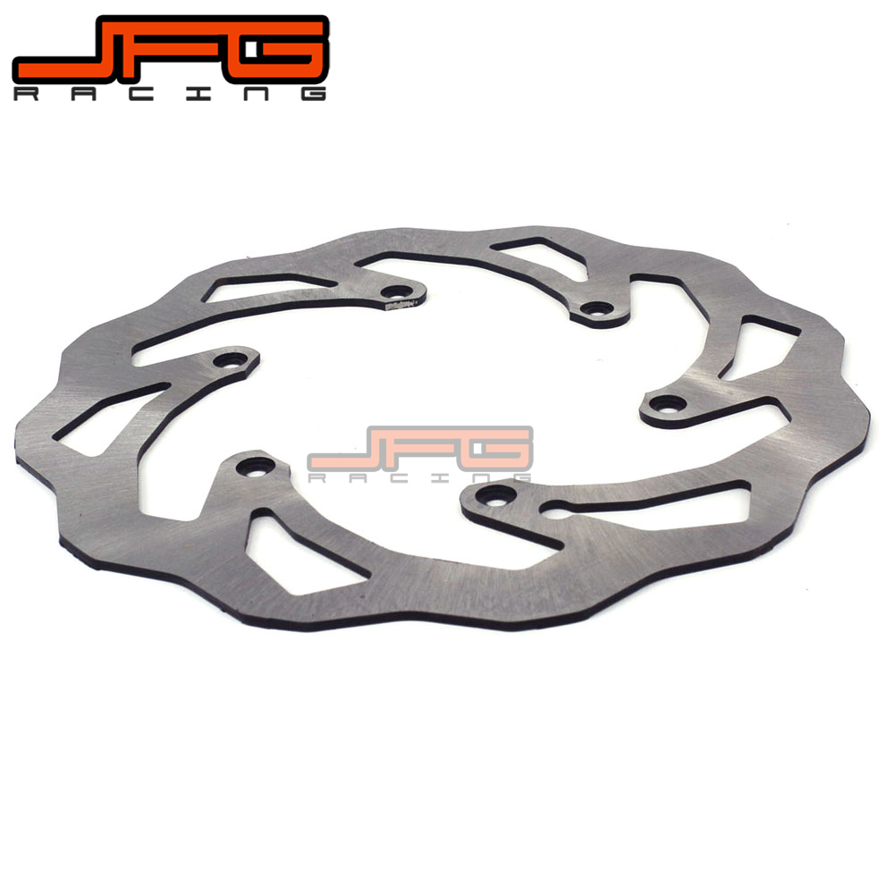 260MM FRONT BRAKE DISCS BRAKE ROTORS FOR KTM SX XC 125 150 200 250 300 350 400 450 EXC XCW 125-530 1998 1999 2000 2001-2018 motorcycle front and rear brake pads for ktm egs lse exc 400 all models 1998 2006 black brake disc pad