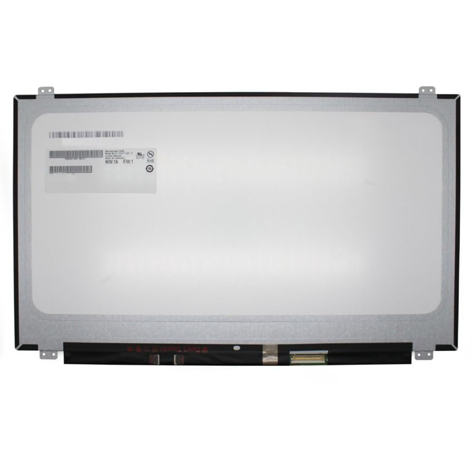 LCD for HP 15-AC123D LED Display with Touch Screen Digitizer 813961-001 for HP Notebook Matrix 15.6 Panel Glossy Replacement tested for hp touchsmart 813961 001 b156xtk01 0 15 6 lcd screen display touch 1366x768