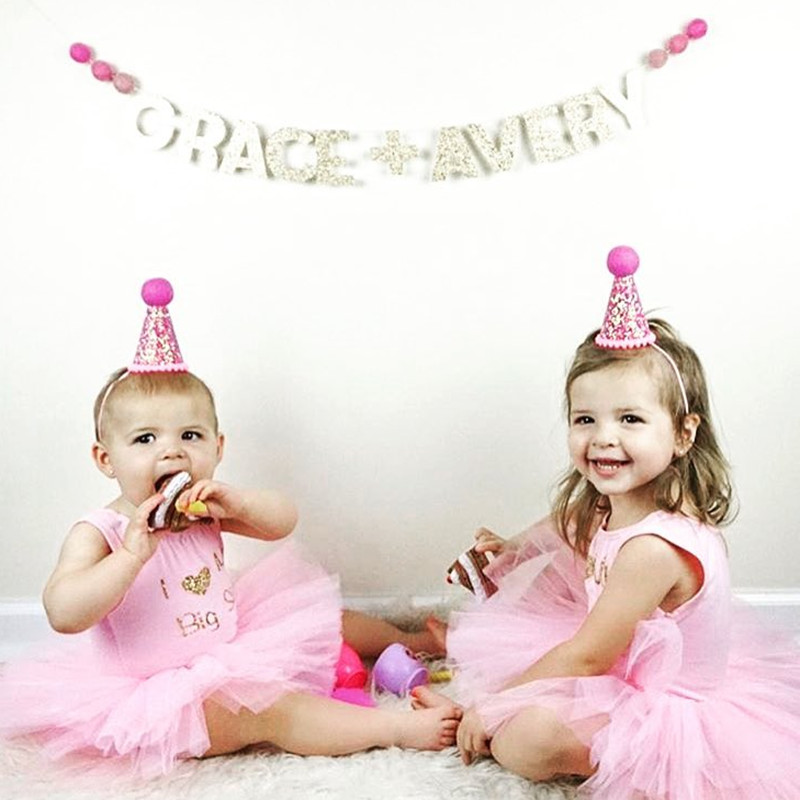 8358452bd196 Detail Feedback Questions about Little Big Sisters Matching Clothes Kids  Baby Girl Lace Tulle Tutu Romper Mesh Dress Outfit Cute Pink Gold Sleeves  Dress on ...