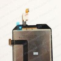покупайте bv6000 жк-дисплей дисплей + сенсорный экран 100% оригинал жк-дисплей планшета стекло панель замена forblackview bv6000 + инструменты + клей