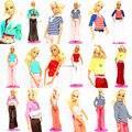 40 PCS / одежда костюм + ткань-вешалки + обувь / ручной работы кукла платье комплект наряд аксессуары для 1/6 Barbie Kurhn кукла