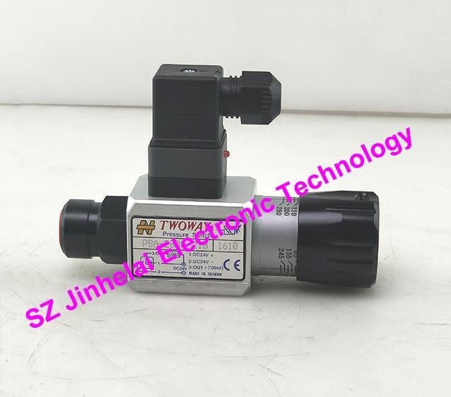 PSA-400K-21B, PSA-100K-21B New and original TWOWAY  Pressure switch new and original kp1 060 110366 pressure switch 0 9 7bar
