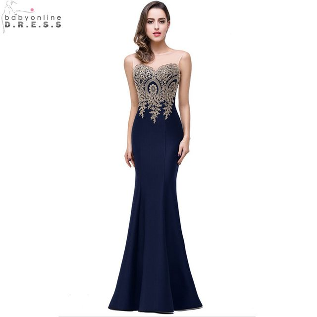 ... Mint Green Navy Blue Bridesmaid Dresses Long 2018 Vestido Madrinha  Casamento. Robe-Demoiselle-D-honneur-11-Colors-Lace-Mermaid- d9159502d09b