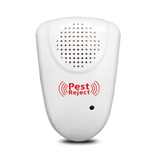 Electronic Ultrasonic Insect Repeller Mouse Pest Control Rejector Anti Mosquito Repellent For Cockroach Rat Bug Pest Rejection electronic ultrasonic pest repeller mosquito rejector mouse rat mouse repellent anti mosquito killer rode