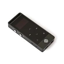 Benjie s5 pantalla oled táctil reproductor de mp3 8 gb ape flac alta Calidad de Sonido de nivel de Entrada Lossless Reproductor de Música con Radio FM grabadora