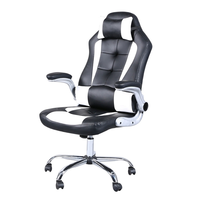 Racing Gaming Chair High Back Swivel Office Tier Gas Lift Dropshipping