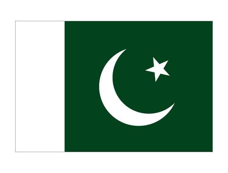 パキスタン 10 ルピー、 UNC 、 P-57 、 2014-2015 、アジア、グッズ、ギフト