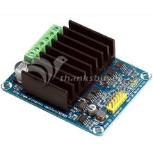 DBH-01B Smart Car 50A Dual Channel Motor Driver Module Large Power H Bridge Strong Brake