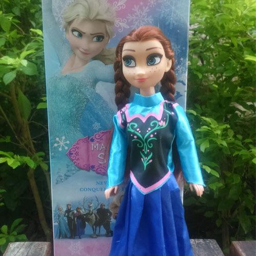Elsa Princess Doll Toys For Girls Kids Toys For Girls Makeup For Kids Maquiagem Infantil Doll