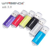 WANSENDA USB 3 0 USB Flash Drive Pen Drive for Tablet PC 8GB 16GB 32GB 64GB