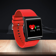 LIGE 2019 Smart Bracelet Fitness Pedometer Phone Reminder LED Color Touch Bluetooth IP67 Waterproof Smart Watch for Android iOS цена