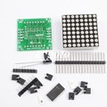 MAX7219 Dot Matrix Module Cascade Control Display Module DIY kit