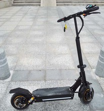 1000W 26AH 48V foldable electric scooter with seat 55km/h fast