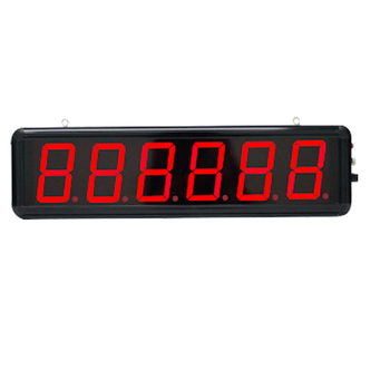 LED large screen automatic induction counter / infrared conveyor belt loading point device / industrial digital display line