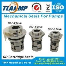 GLF-12mm Mechanical Seals for CR1/CR3/CR5 pumps with shaft size 16mm(GLF16) Cartridge (HQQV/HQQE/CR/CRI16)