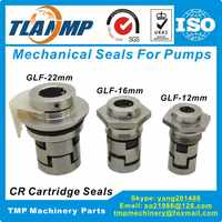 GLF-12 , JMK-12 Mechanical Seals for CR1/CR3/CR5 Vertical Multi-stage Pumps|Shaft 12mm Cartridge Seals (HQQV/HQQE/CR/CRI/CRN12)