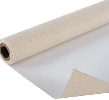 Dreibettzimmer säurefrei grundiert glatte textur 328gsm leinen mix leinwand rolle für praxis 10 mt-in Leinwand aus Büro- und Schulmaterial bei  Gruppe 1