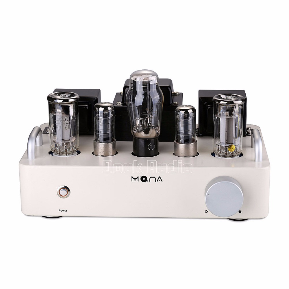 Nobsound Latest FU50/ EL34 Vacuum Valve Tube Amplifier Stereo Single-Ended Class A Power Amp 8W*2 Pure Hand scaffolding music hall pure handmade hi fi psvane 300b tube amplifier audio stereo dual channel single ended amp 8w 2 finished product