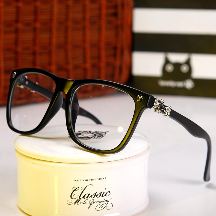 Retro New Designer Eyewear Frame Glasses Clear Elegant Leg Men Women ...