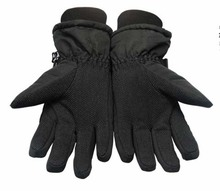 GLV803 Winter ski font b gloves b font with velvet non slip thickening thermal cycling font
