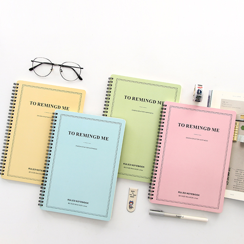 Notebook, Color, Candy, Notepad, Cute, School